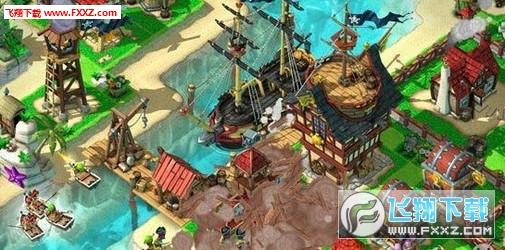 海盗掠夺战官方正版手游2.7.0截图0