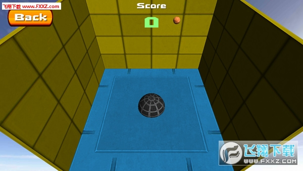 《过山球3D:滚压冲刺Ball Coaster 3D Roller Dash v1.09截图3