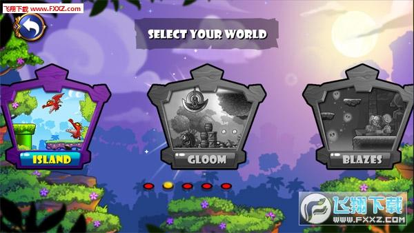 超级蘑菇世界中文版Super Mushroom Boy World截图3