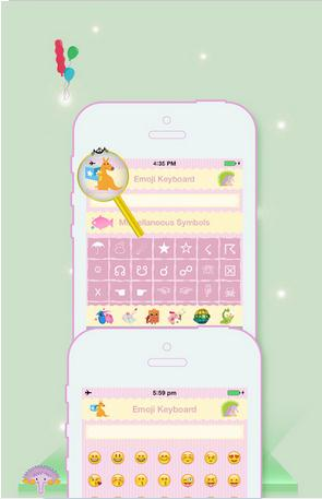 表情符号键盘appv3.0.52 手机版截图2