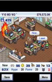 Game Dev Story安卓汉化版v2.0.4截图1