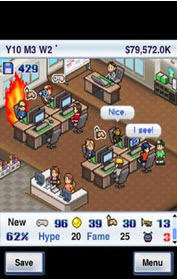 Game Dev Story安卓汉化版v2.0.4截图2