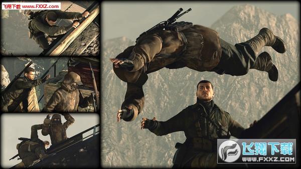 狙�艟�英4(Sniper Elite 4)截�D3