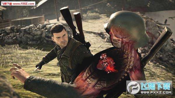 狙�艟�英4(Sniper Elite 4)截�D6