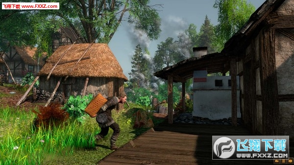 领地人生林中小屋截图5