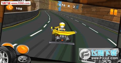卡丁车漂移赛车3D破解版v1.0.3截图3