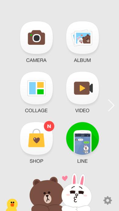 LINE Camera苹果版v14.0.2截图0