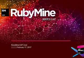 RubyMine 2017中文破解版