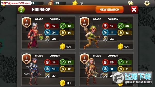 英雄冲锋:疯狂国王截图2