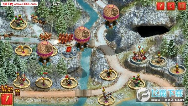 英国罗马防御战截图1