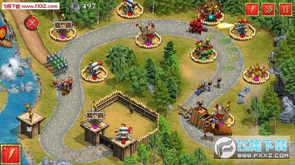 英国罗马防御战截图5