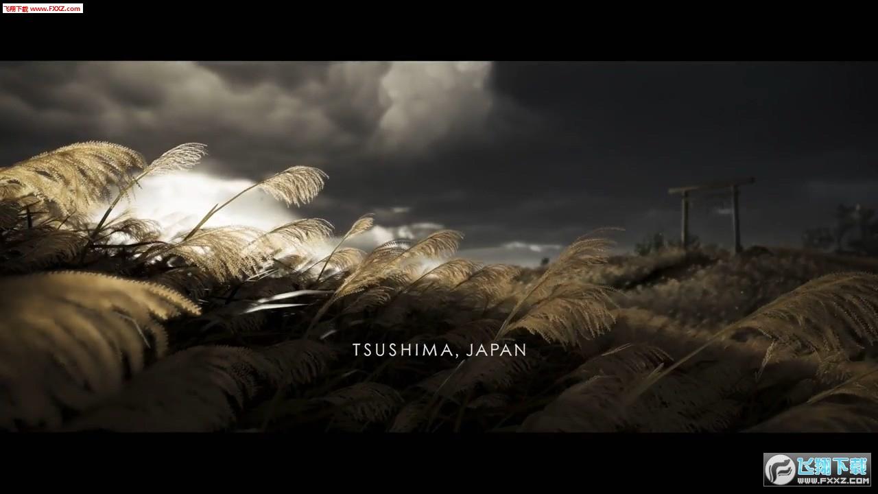 对马之鬼(Ghost of Tsushima)截图0