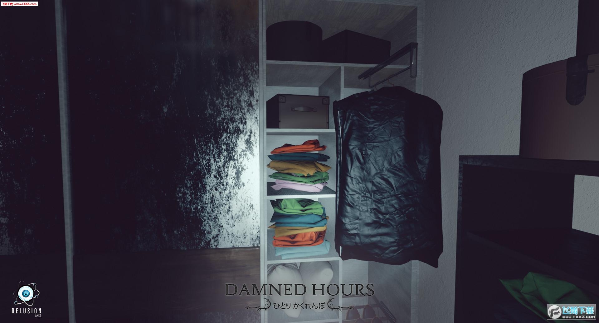 诅咒时间(Damned Hours)截图1