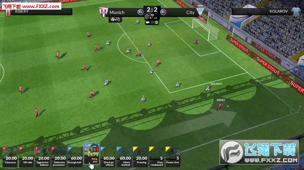 足球俱乐部模拟18截图1