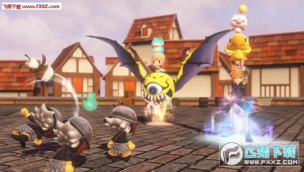 最终幻想:世界截图2