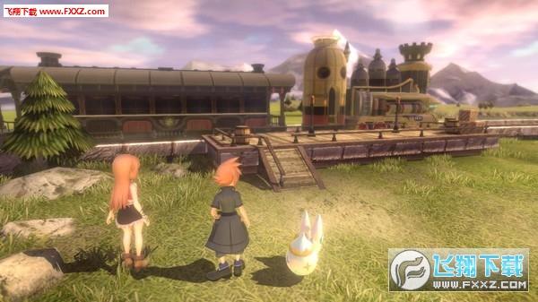 最终幻想:世界截图4