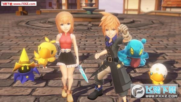 最终幻想:世界截图5