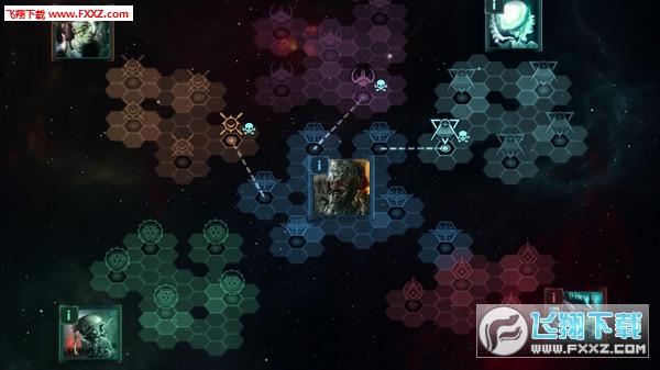 作战部队:星际围攻截图0