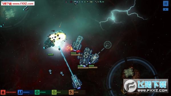 作战部队:星际围攻截图1