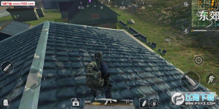 光荣使命BUG可以卡上屋顶截图1