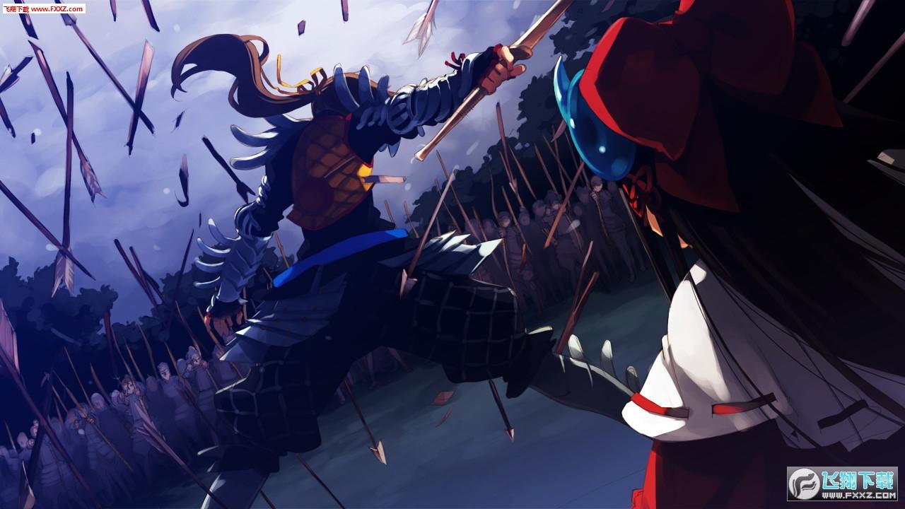 英雄战姬:征服世界截图0