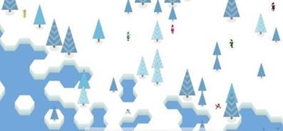 谷歌h5雪地吃鸡手游v1.0截图1