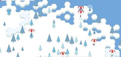 谷歌h5雪地吃鸡手游v1.0截图2