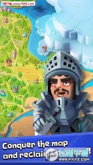 城堡复仇游戏截图0