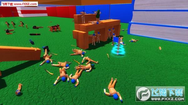 Wooden Battles截图2