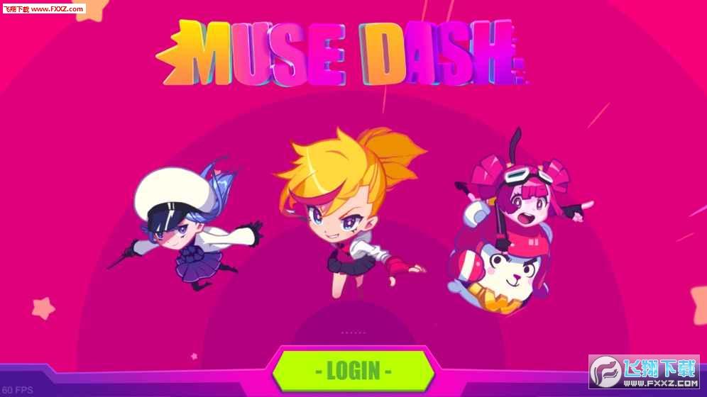 Muse Dash缪斯冲刺官方版v0.7截图0