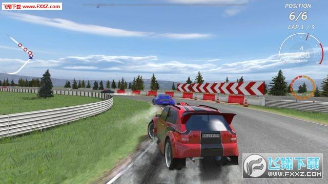 拉力赛车-极限竞速截图0