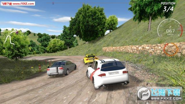 拉力赛车-极限竞速截图1