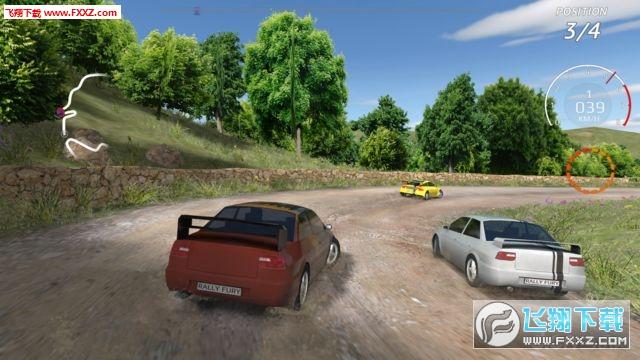 拉力赛车-极限竞速截图2