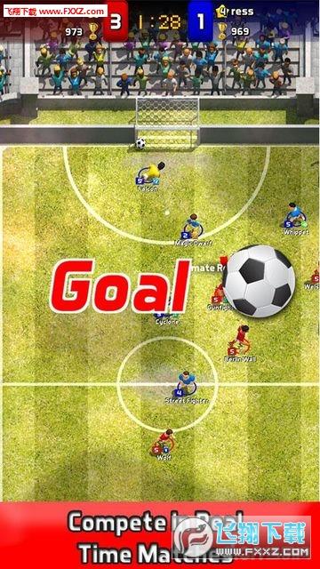 足球经理竞技场截图1
