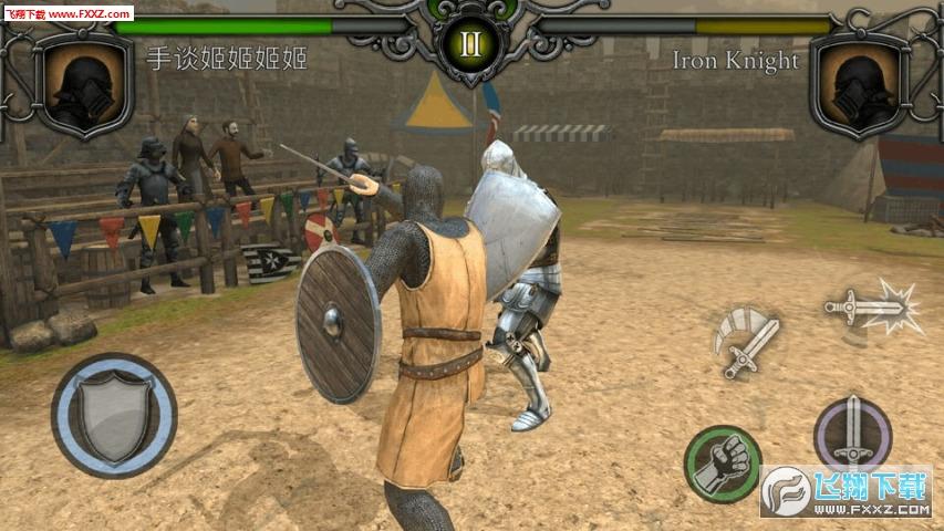 骑士对决中世纪竞技场汉化中文版v1.0.7截图2