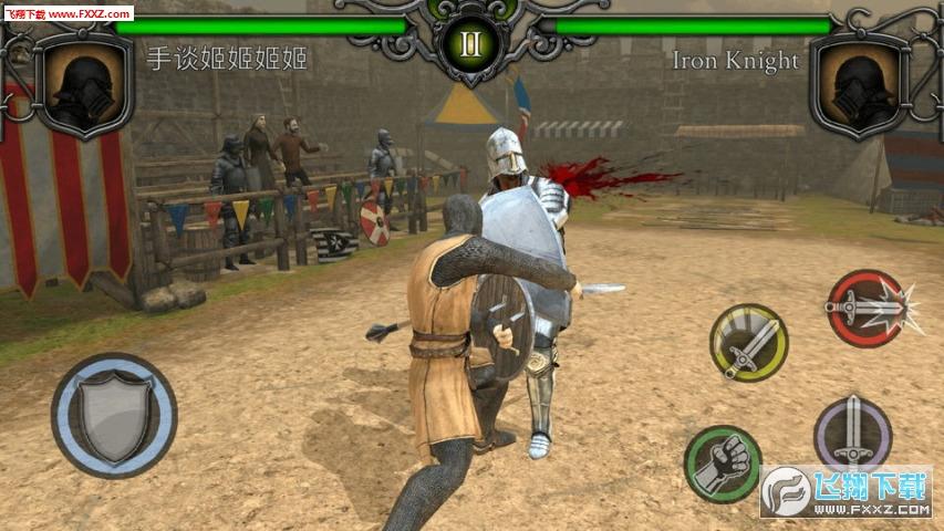骑士对决中世纪竞技场汉化中文版v1.0.7截图3