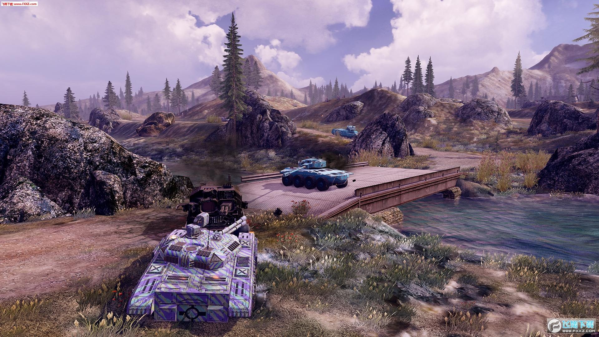 无限坦克Infinite Tanks截图3