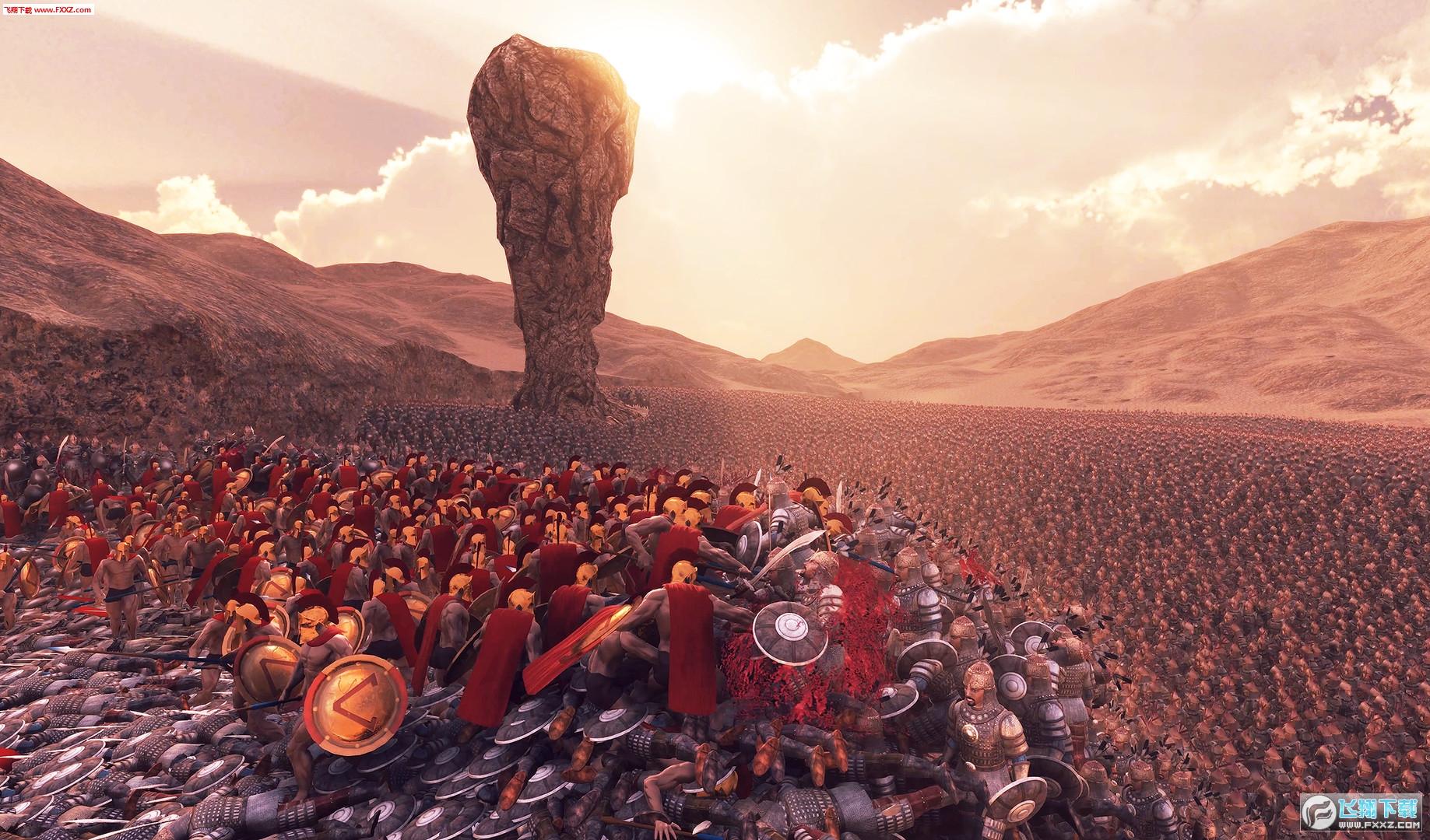 Ultimate Epic Battle Simulator截图3