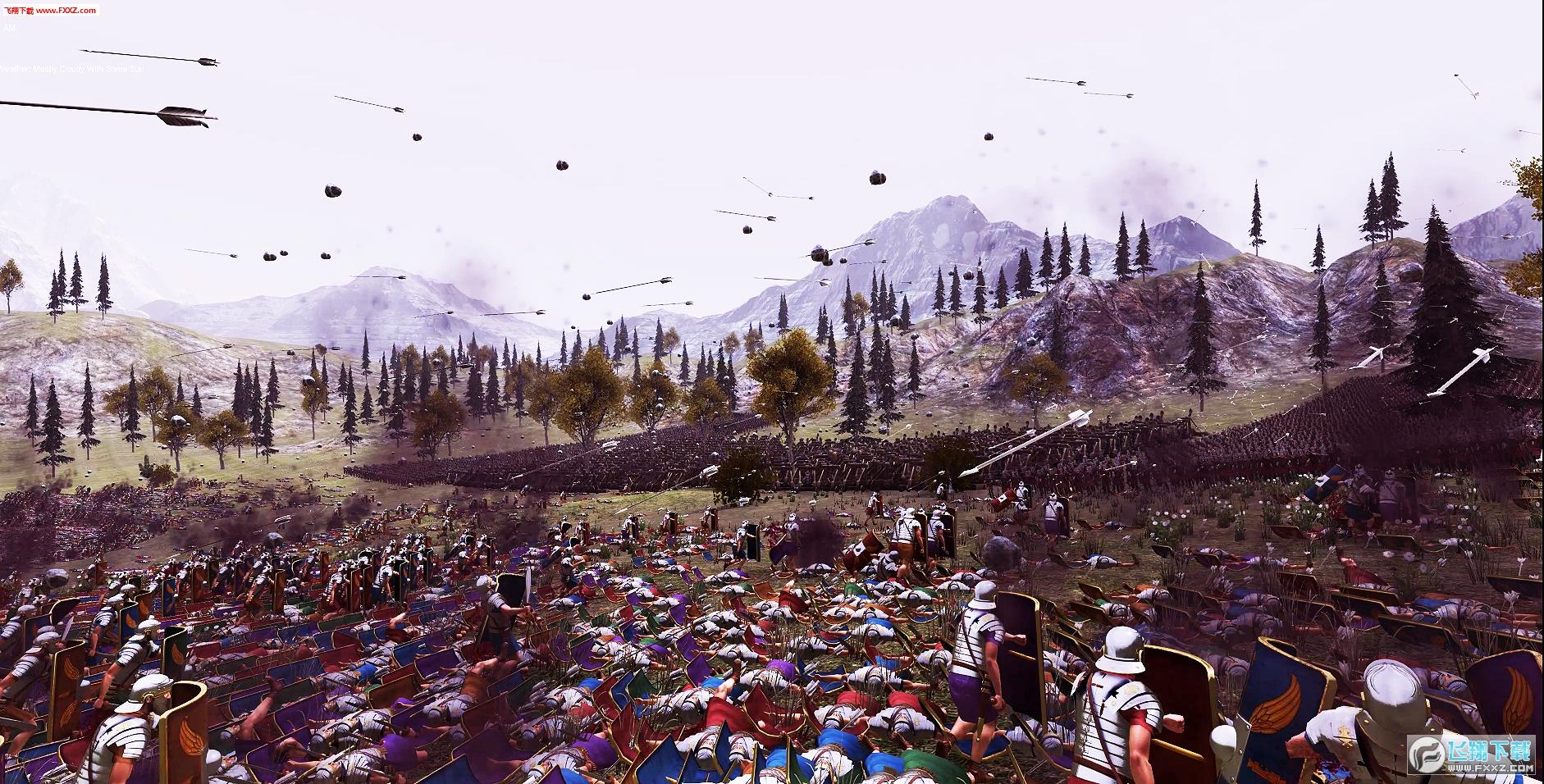 Ultimate Epic Battle Simulator截图0