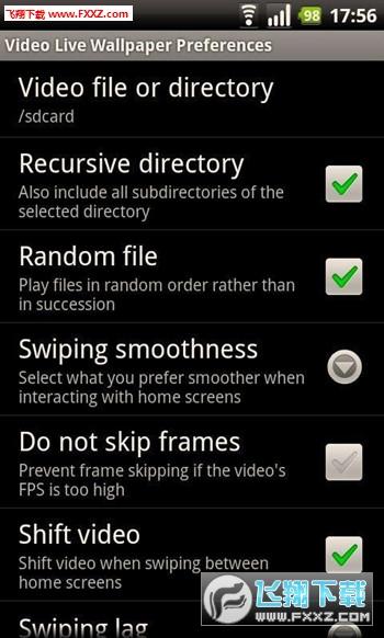 video live wallpaper汉化最新版1.6.0截图1