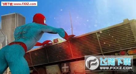 超级蜘蛛英雄3D无限金币破解版截图2