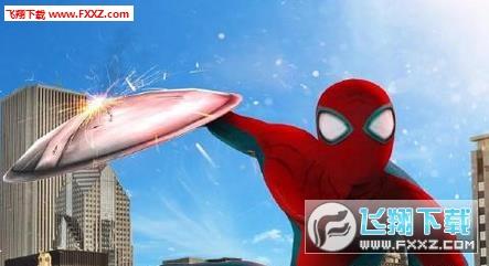 超级蜘蛛英雄3D无限金币破解版截图3