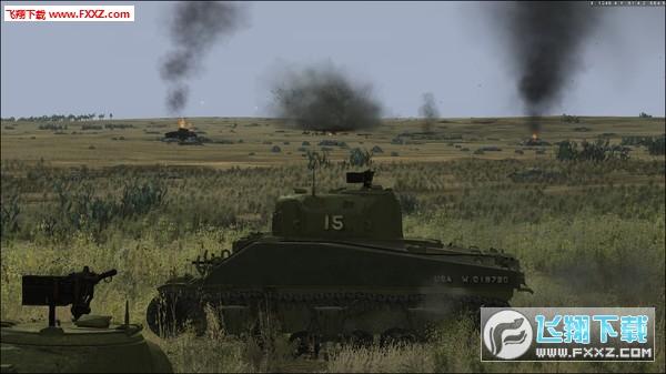 坦克大战 突尼斯1943截图1