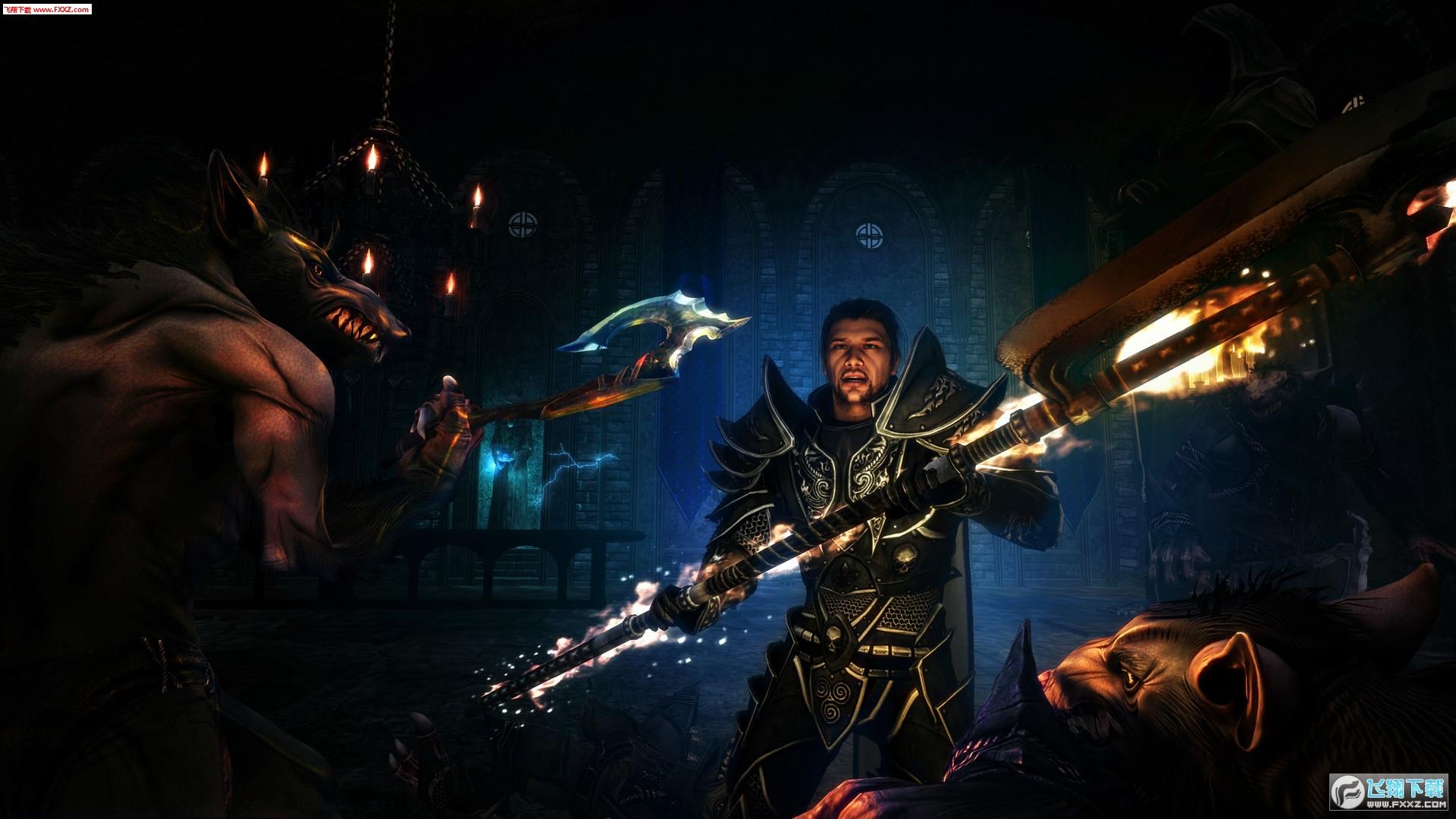 两个世界2:黑暗召唤截图0