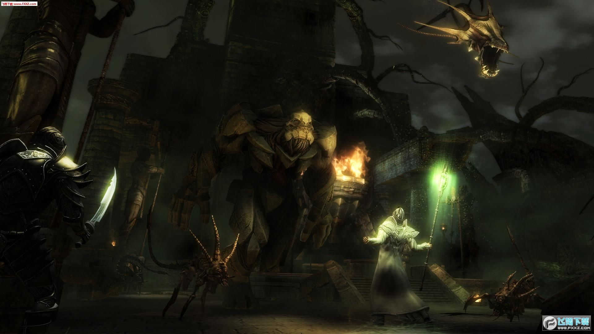 两个世界2:黑暗召唤截图1