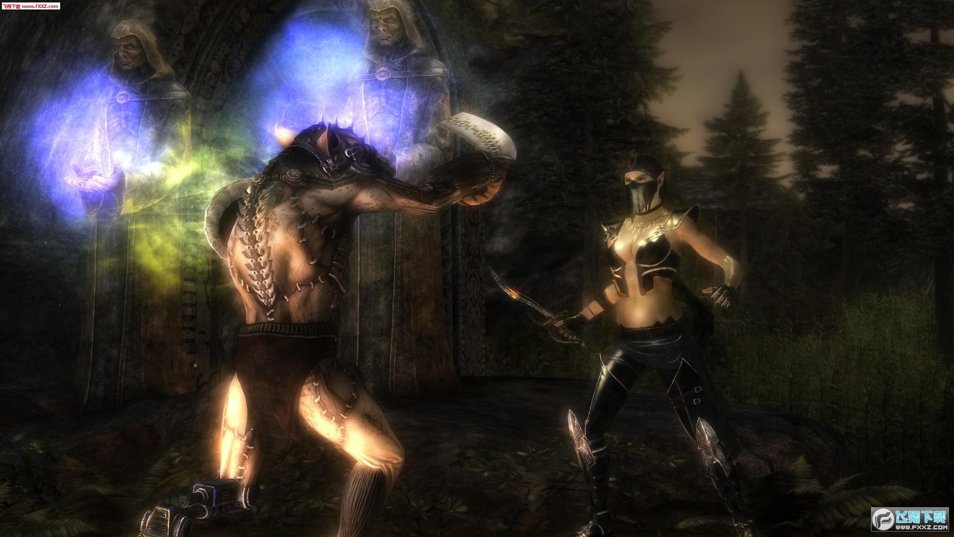 两个世界2:黑暗召唤截图4