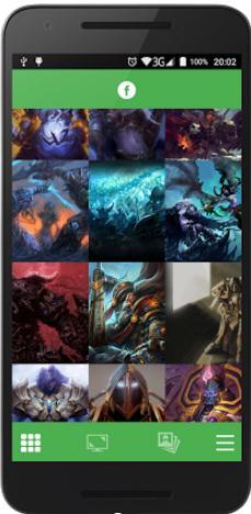 魔兽世界壁纸app1.10截图2