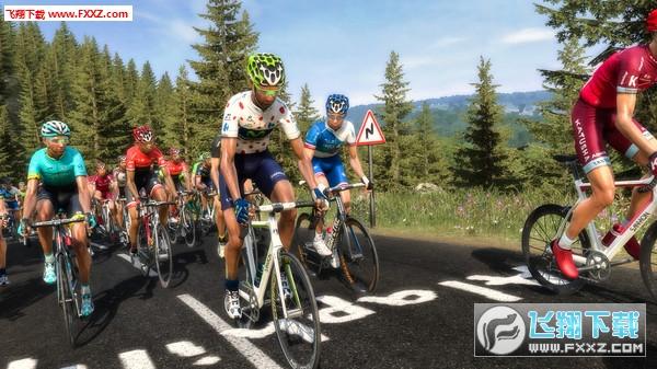 职业自行车队经理2017截图2