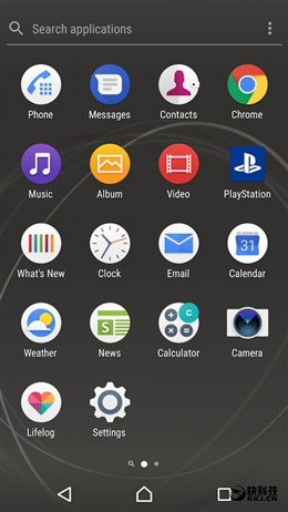 Xperia Home Lancher索尼手机桌面官方最新版截图2