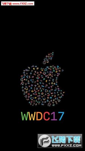 wwdc2017手机壁纸高清版截图1